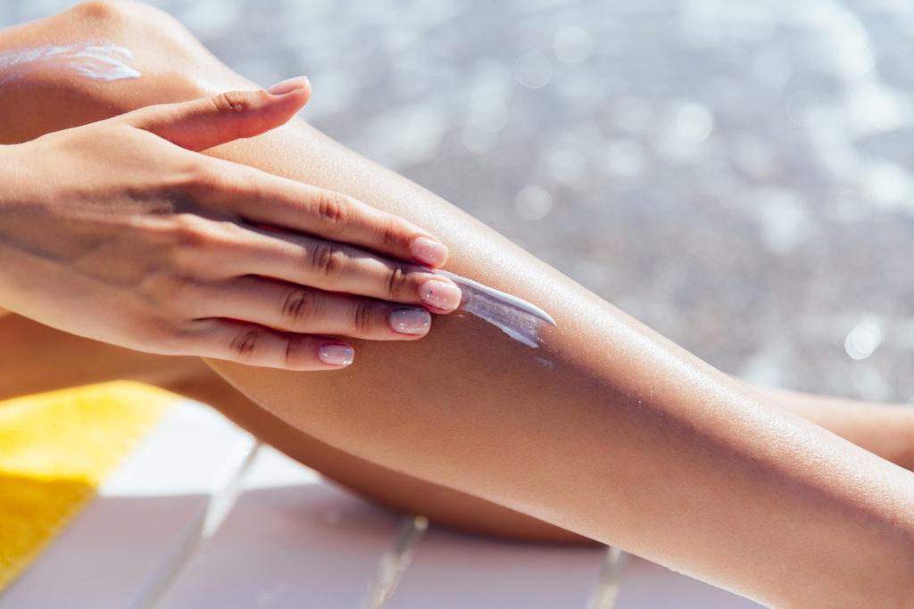 El cuidado de la piel